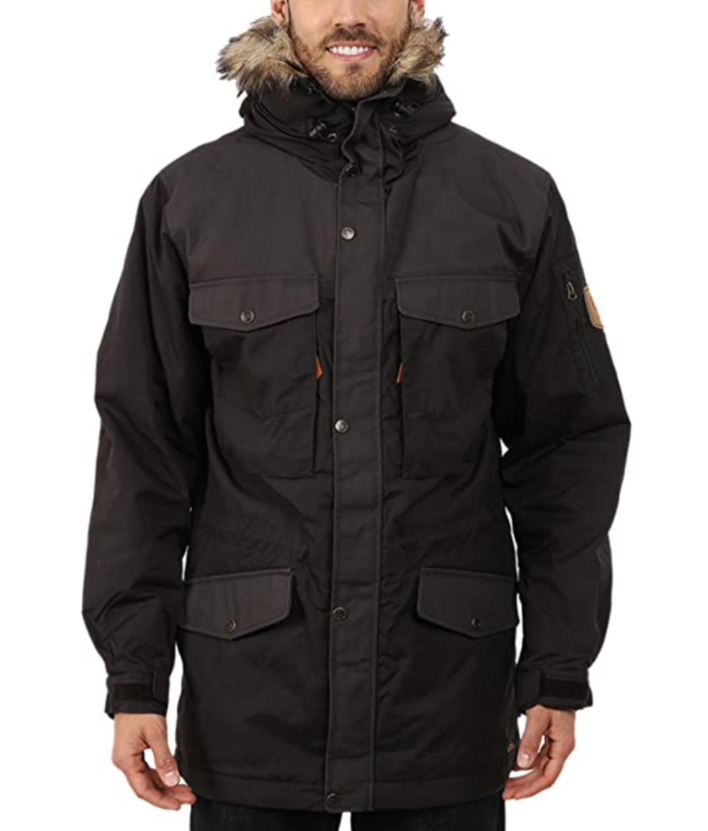 FJÄLLRÄVEN Men's Singi Winter Jacket