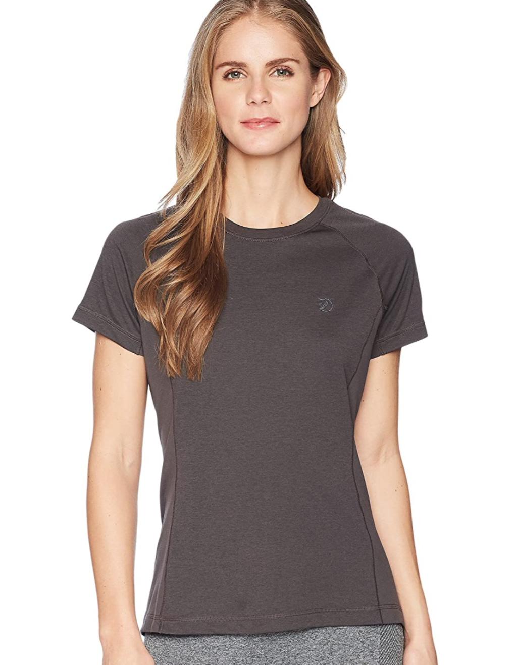 FJÄLLRÄVEN Women's Abisko Vent T-shirt