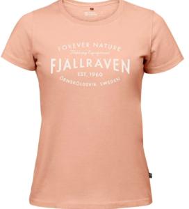 FJÄLLRÄVEN Women's F89979 Est. 1960 T-Shirt