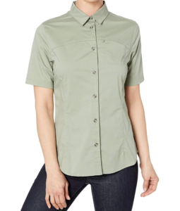 FJÄLLRÄVEN Women's High Coast Stretch Shirt