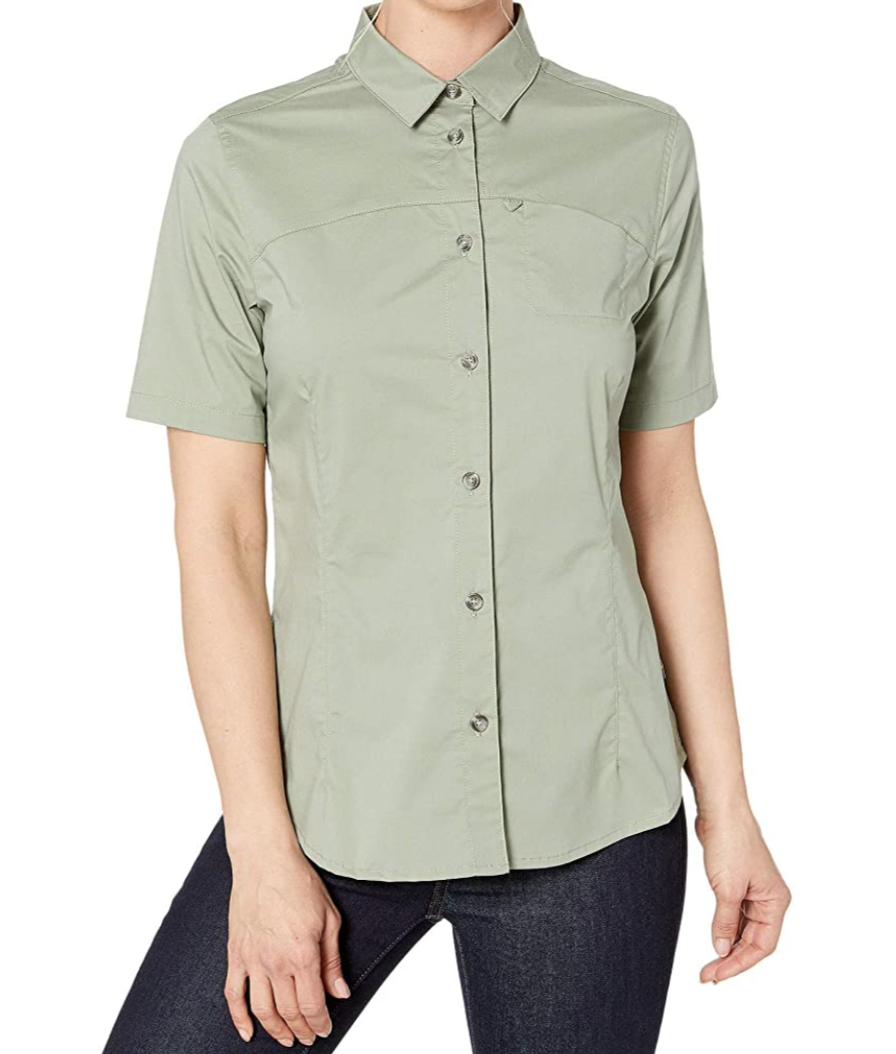 FJÄLLRÄVEN Women's High Coast Stretch Shirt