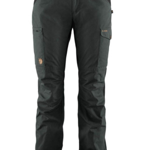 FJÄLLRÄVEN Women's Kaipak TRS Curved Sr Hiking Pants