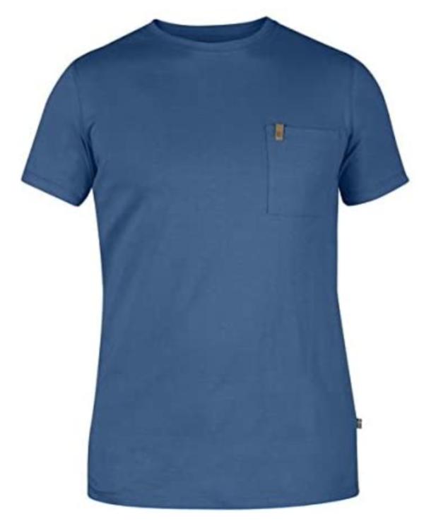 FJALLRAVEN Men's Övik Pocket T-Shirt