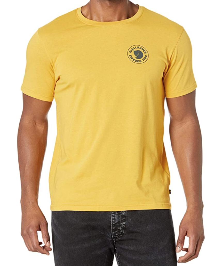 FJALLRAVEN Men's 1960 Logo T-Shirt