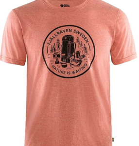 FJALLRAVEN Men's Fikapaus T-Shirt