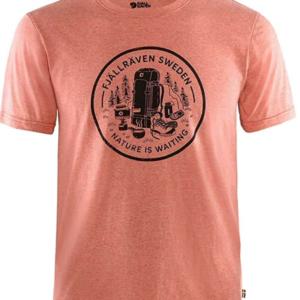 FJALLRAVEN Men's Fikapaus T-Shirt
