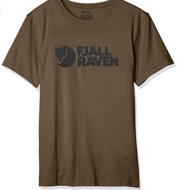 FJALLRAVEN Men's Fjällräven Logo T-Shirt