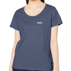 FJALLRAVEN Women's Fjällräven Logo T-Shirt