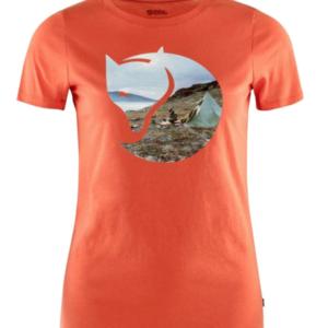 FJALLRAVEN Women's Gädgaureh '78 T-shirt