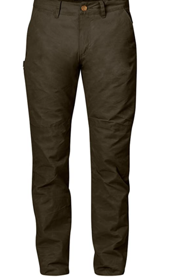 Fjallraven Men's Sörmland Tapered Trousers