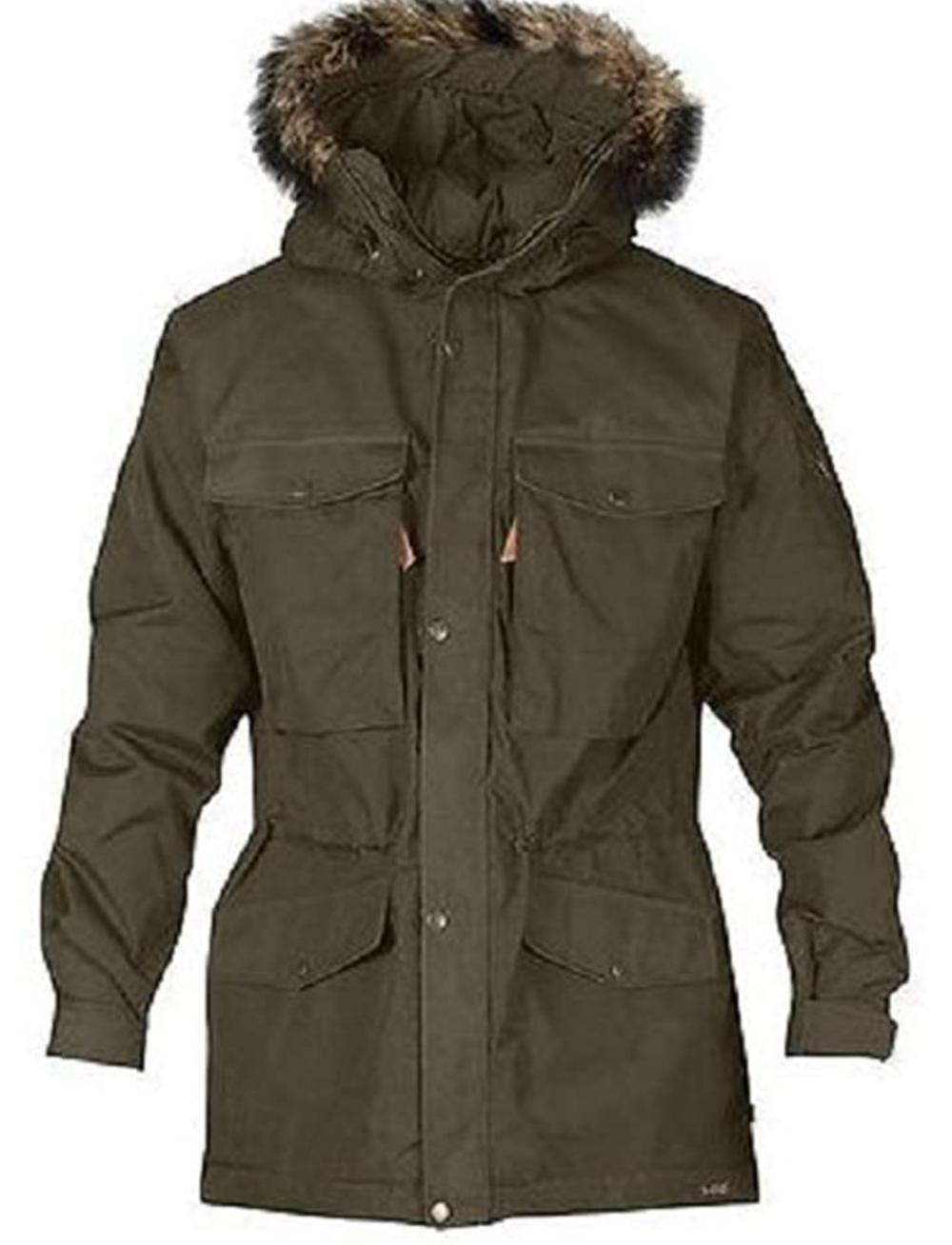 Fjallraven Men's Sarek Winter Jacket