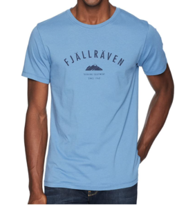 Fjallraven Men's Trekking Equipment T-Shirt