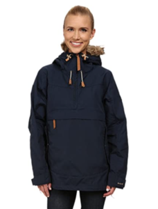 Fjallraven Women's Iceland Anorak Sport Jacket