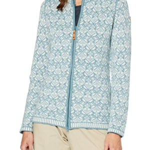 Fjallraven Women's Snow Cardigan Sweatshirt