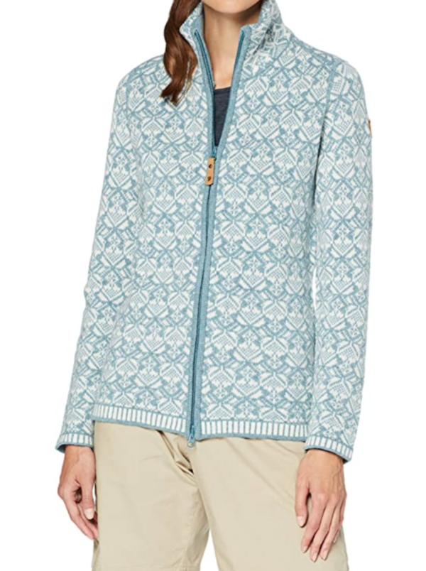 Fjallraven Women's Snow Cardigan Sweatshirt
