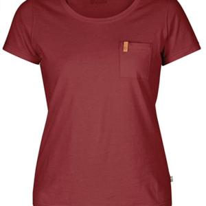 Fjallraven sportswear Women's camping and hiking t-shirt. Compound Övik T-Shirt W F89499 Övik T-Shirt W (F89499)